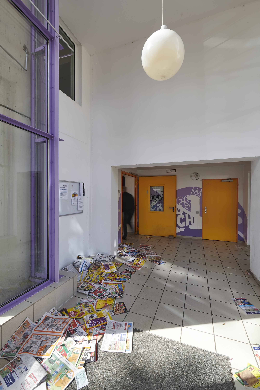 Eingangsbereich Königsbruch 1