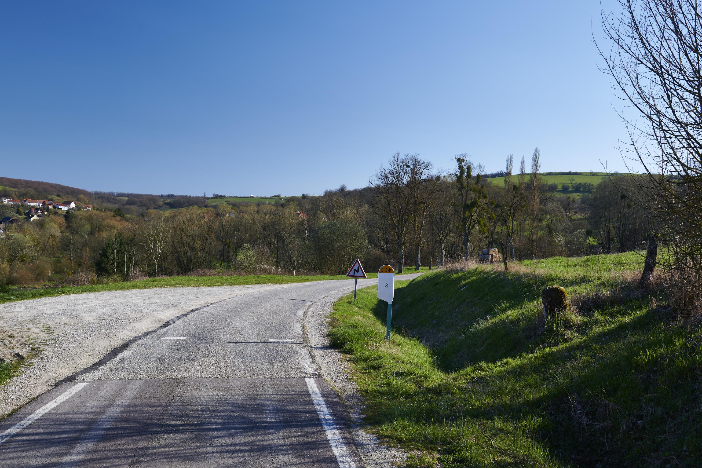 Am 27.03.2020 ebenfalls noch offen: deutsch-französische Grenze, Niedergailbach/Obergailbach