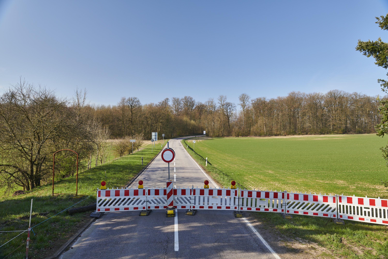 deutsch-französische Grenze, Silwingen/Waldwisse