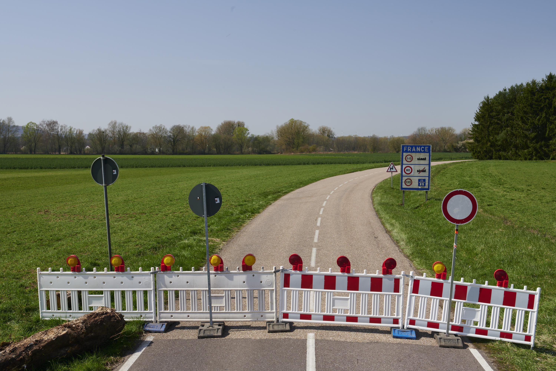 deutsch-französische Grenze, Bisten/Merten