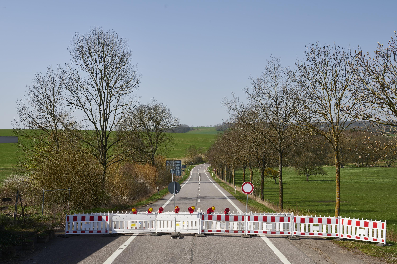 deutsch-französische Grenze, Ittersdorf/Schreckling