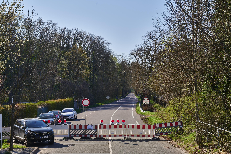 deutsch-französische Grenze, Güdingen/Grosbliederstroff