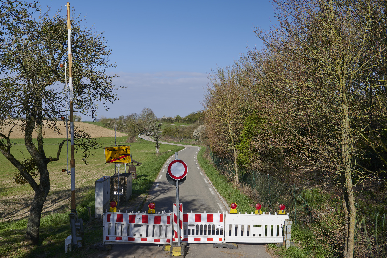 deutsch-französische Grenze, Biringen/Waldwisse