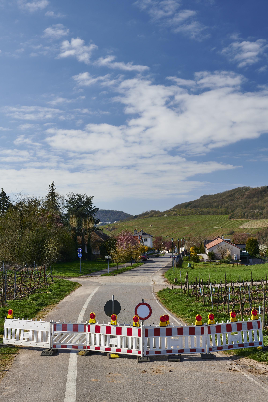 deutsch-französische Grenze, Perl/Apach