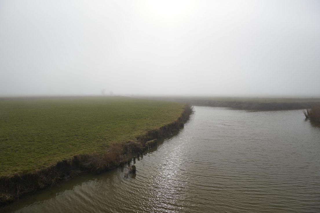 Landschaftsfotografie von Marco Kany: Neues Greetsieler Sieltief