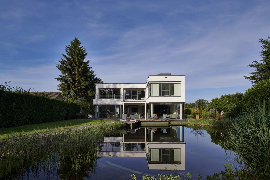 Architekturfotografie von Marco Kany: Haus L., Saarbrücken