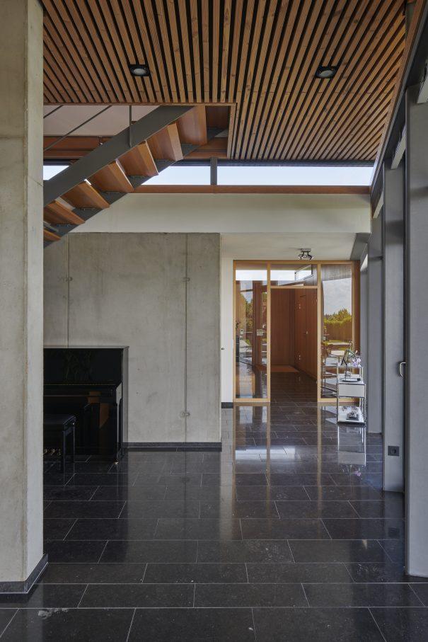 Architekturfotografie von Marco Kany: Haus A., Architekt Markus Ott
